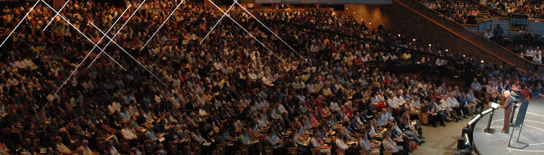 Global Leadership Summit 2017 Audience in Stadium